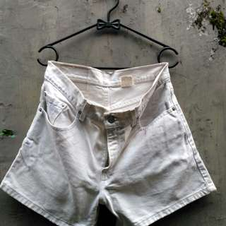 Highwaist Hotpants jeans LEVIS