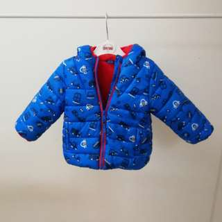 Mothercare winter jacket 12-18 mths