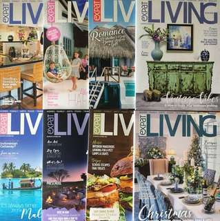Expat Living Magazines