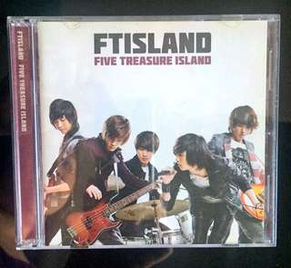FTIlsand Five Treasure Island Taiwanese Edition