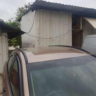 Honda Vezel roof rack
