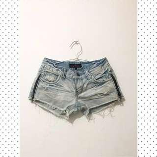 BODY & SOUL Denim Hotpants