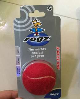 Rogz molecule bounce & fetch ball