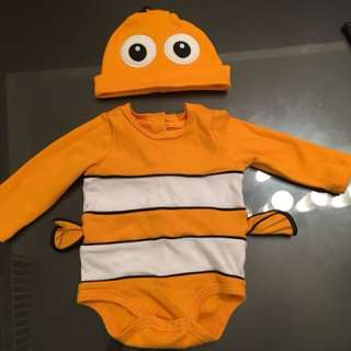 Nemo Outfit size 12 months