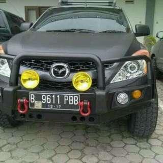 Bumper hilux,fortuner,l200,pajero,triton model arb