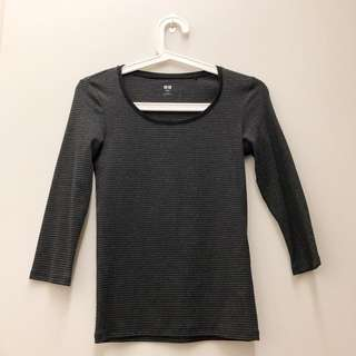 Uniqlo Long Sleeve striped