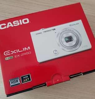 Used ~ Casio EX-ZR50 Camera