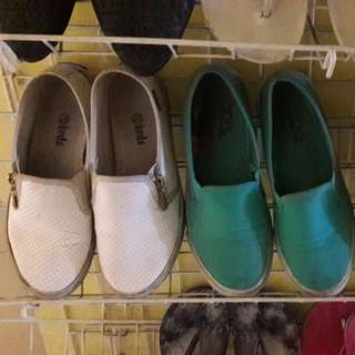 Slip on shoes buy 1 take one