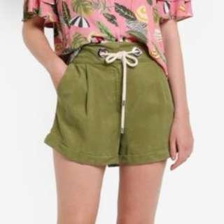 Mango Flowy Shorts #Swap