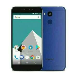 Handphone VERNEE M5 MT 6750 ,4/64GB ROM ,5,2inch ,13 mp, 3300 MAH