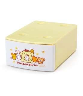 日本 Sanrio 直送布甸狗層叠式櫃筒仔連 Memo 紙