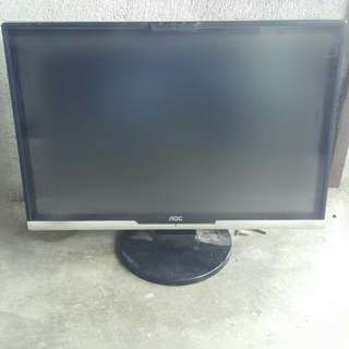 AOC Lcd monitor 22 inch
