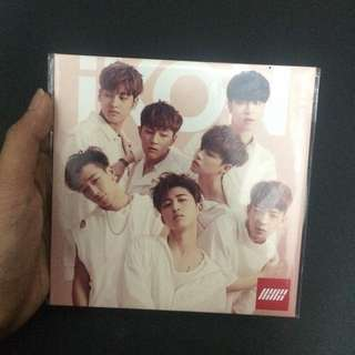 iKON WYD (Limited venue CD)