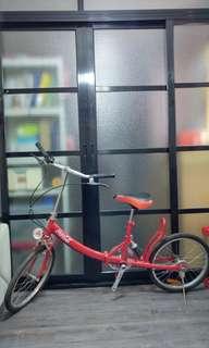 可口可樂單車(已改裝)