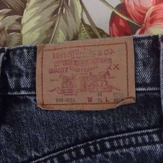 REPRICED Levi's Mom Jeans