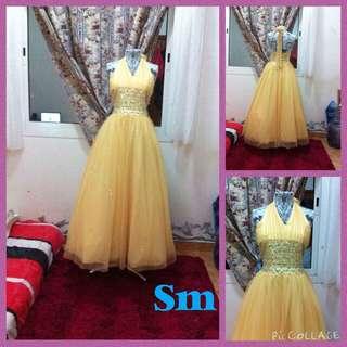 Gaun cantik