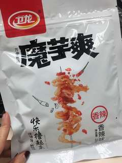 魔芋爽零食 (香辣/酸辣味)