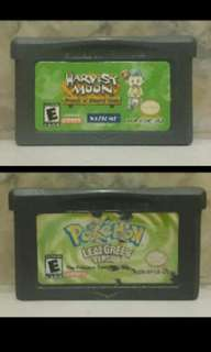 Gba pokemon games