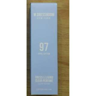 W. DRESSROOM JUNGKOOK PERFUME NO. 97 APRIL COTTON - 70 ML