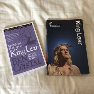 King Lear Book + Guide