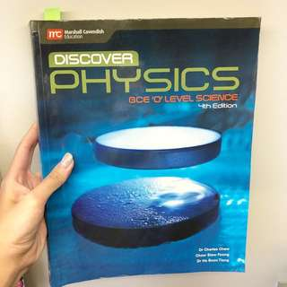 Discover Physics Textbook O LEVEL
