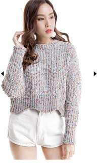 Wardrobemess Rainbow Sprinkles Pullover