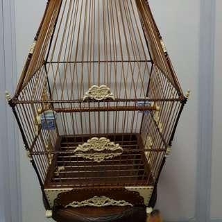 Neow seng full ivory Jambul Cage