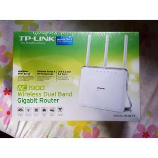 TP-LINK AC1900型號 ROUTER