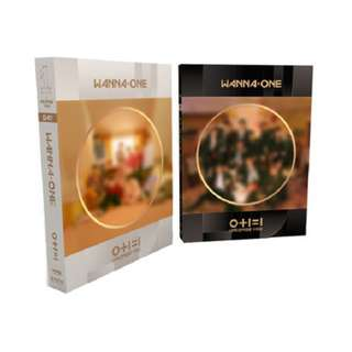 [PRE-ORDER] : Group Batch WANNA ONE 0+1=1 (I PROMISE YOU)
