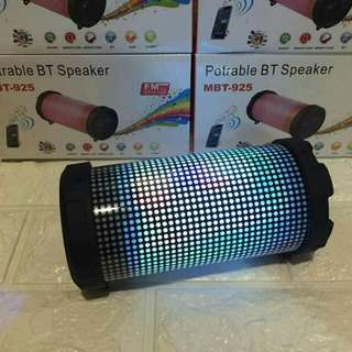 Protable BT Speaker (pwede micro sd,usb,bluetooh,FM)
