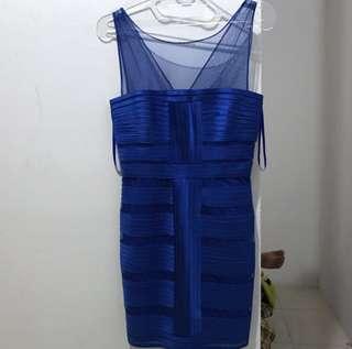 Dress biru🔥🔥