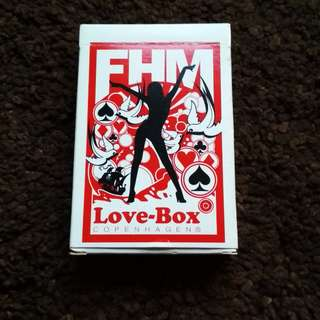 FHM Playing Cards 2008