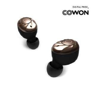 全新 韓國 COWON CF2 真*無線 藍牙5.0 防汗防濺水 IPX4 耳機 有Mic 支援 iPhone Android 手機免提 Mobile