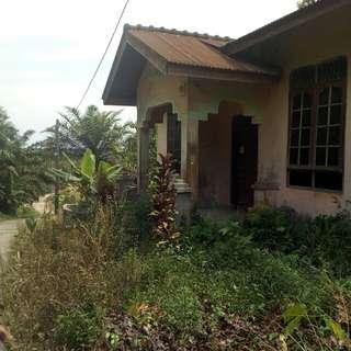 Jual Rumah+Lahan Tanah+Empang 3