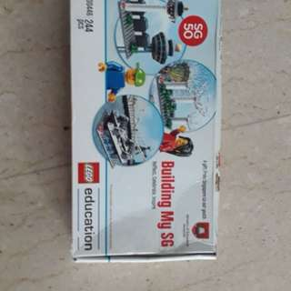 SG 50 limited edition Lego set