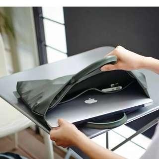 Instock Laptop Notebook Bag Handcarry Nylon Waterproof Cushion Padding Shockproof