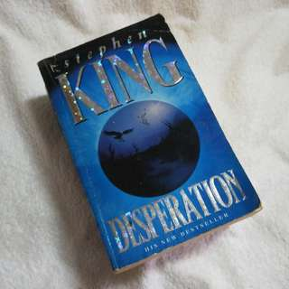 Desperation Book by Stephen King
