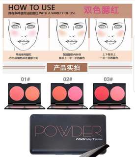 Blusher‼️FREE NORMAL MAIL‼️