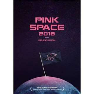 APINK Concert Photobook PINK SPACE 2018 BEHIND BOOK