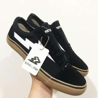 Vans Revenge X Storm Black Brown