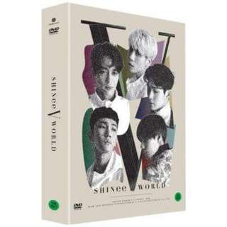 SHINEE Concert DVD SHINEE WORLD V IN SEOUL