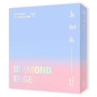 SEVENTEEN Concert DVD 1ST WORLD TOUR DIAMOND EDGE IN SEOUL