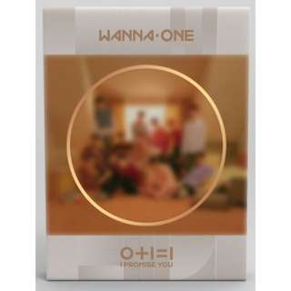 Wanna One 2nd Mini Album 0+1=1 I Promise You (Day / Night Ver.)