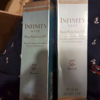 Infinity kose deep protection UV