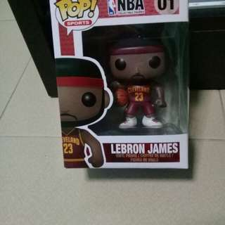 Funko Pop Lebron James