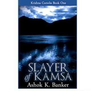 eBook - Krishna Coriolis Series by Ashok K. Banker (6 Books)