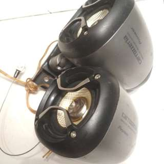 Carrozzeria Satellite Speaker