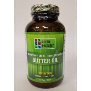Butter Oil (unflavored gel) 240ml