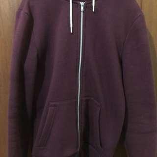 H&M Hooded Jacket & Old Navy Zip Hoodie