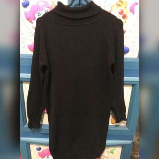 Dress hitam bodycon